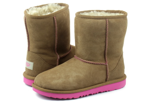 Ugg Vysoké boty#Válenky Classic Ii