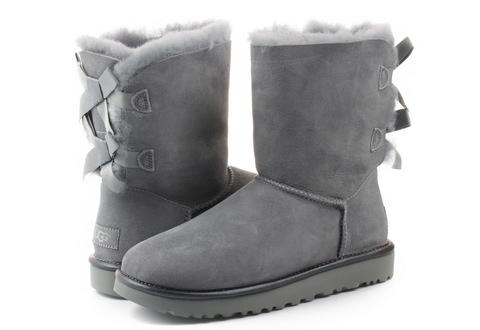 Ugg Boots Bailey Bow Ii Metallic