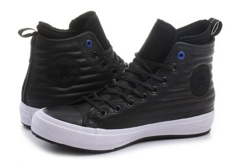 Converse Tornacipő Chuck Taylor Waterproof Boot Quilted Leather