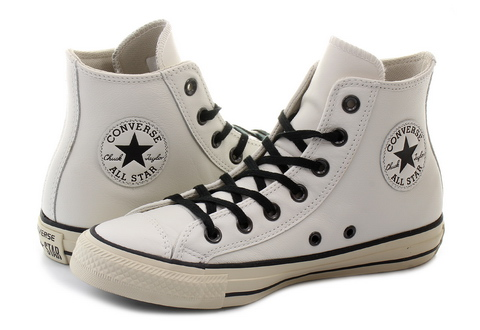 Converse Tornacipő Ct As Leather Stars
