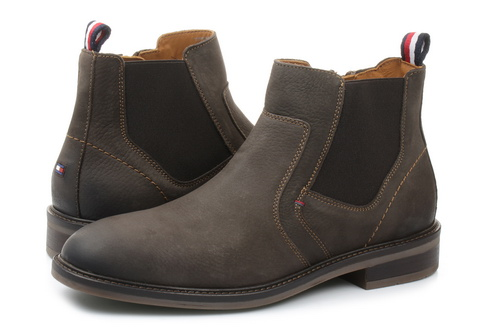 Tommy Hilfiger Boots Rounder 2n