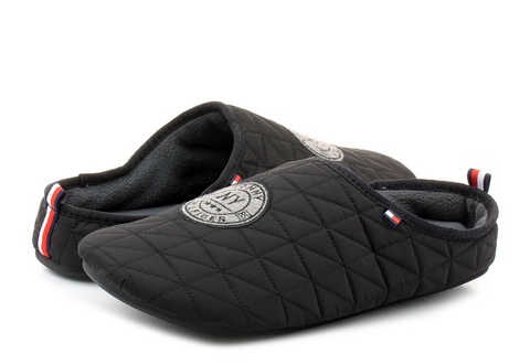 Tommy Hilfiger Pantofle Downslipper 1e1