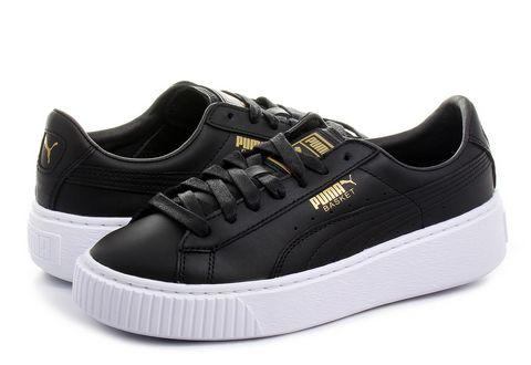 Puma Shoes Basket Platform Core