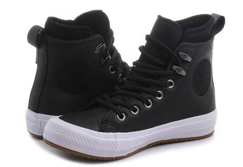 Converse Tenisky Chuck Taylor Waterproof Boot Leather