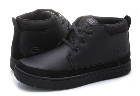Skechers Kotníčkové Lace Up Mid Top Casual