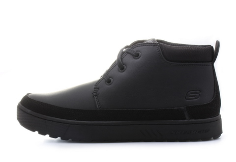 Skechers Półbuty Lace Up Mid Top Casual