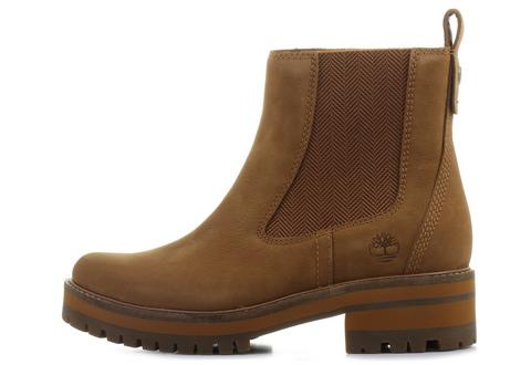 Timberland Kotníčkové#Chelsea boots Courmayeur Valley