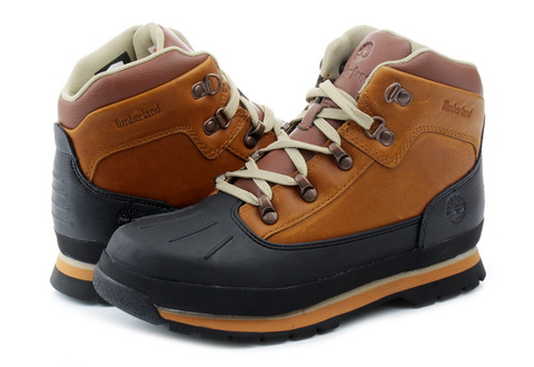 Timberland Topánky Euro Hiker Shell