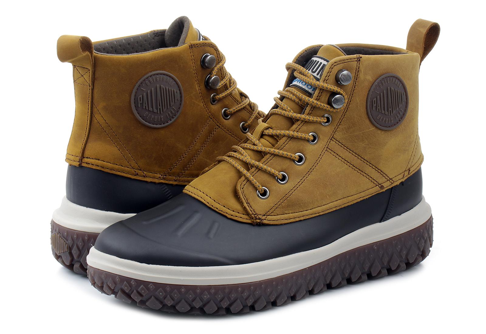 Palladium Boots - Crushion Scrambler Db L