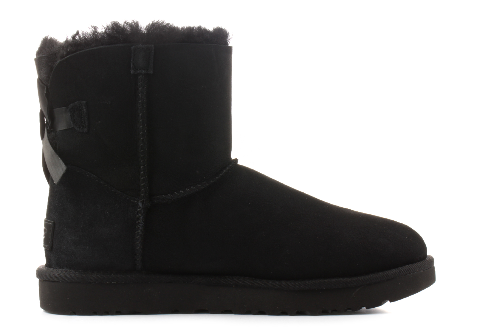 98e26dd51f8 Ugg Boots - Mini Bailey Bow Ii - 1016501-BLK - Online shop for sneakers,  shoes and boots