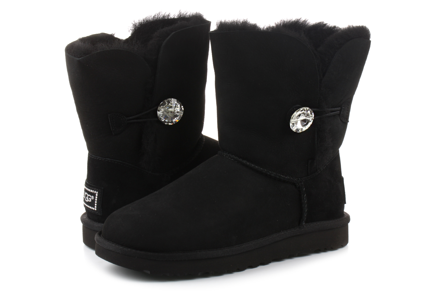 Ugg Csizma Bailey Button Bling