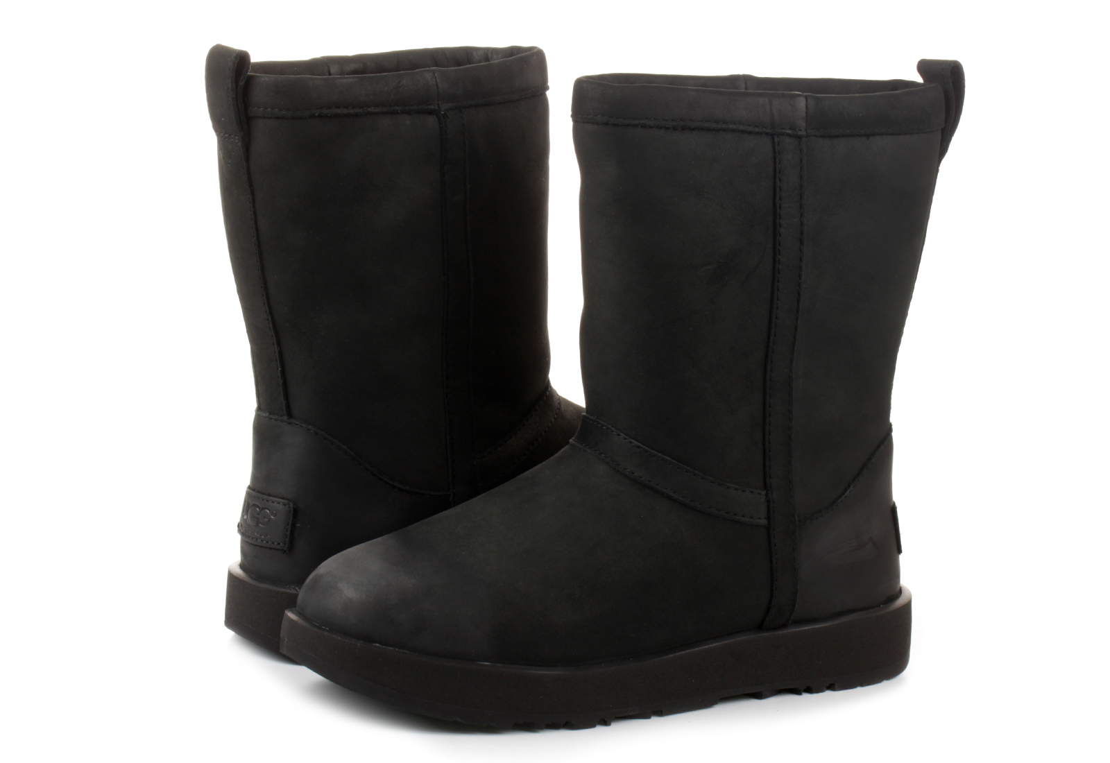 85ee829b73c Ugg Boots - Classic Short Leather Waterproof - 1017509-BLK - Online shop  for sneakers, shoes and boots