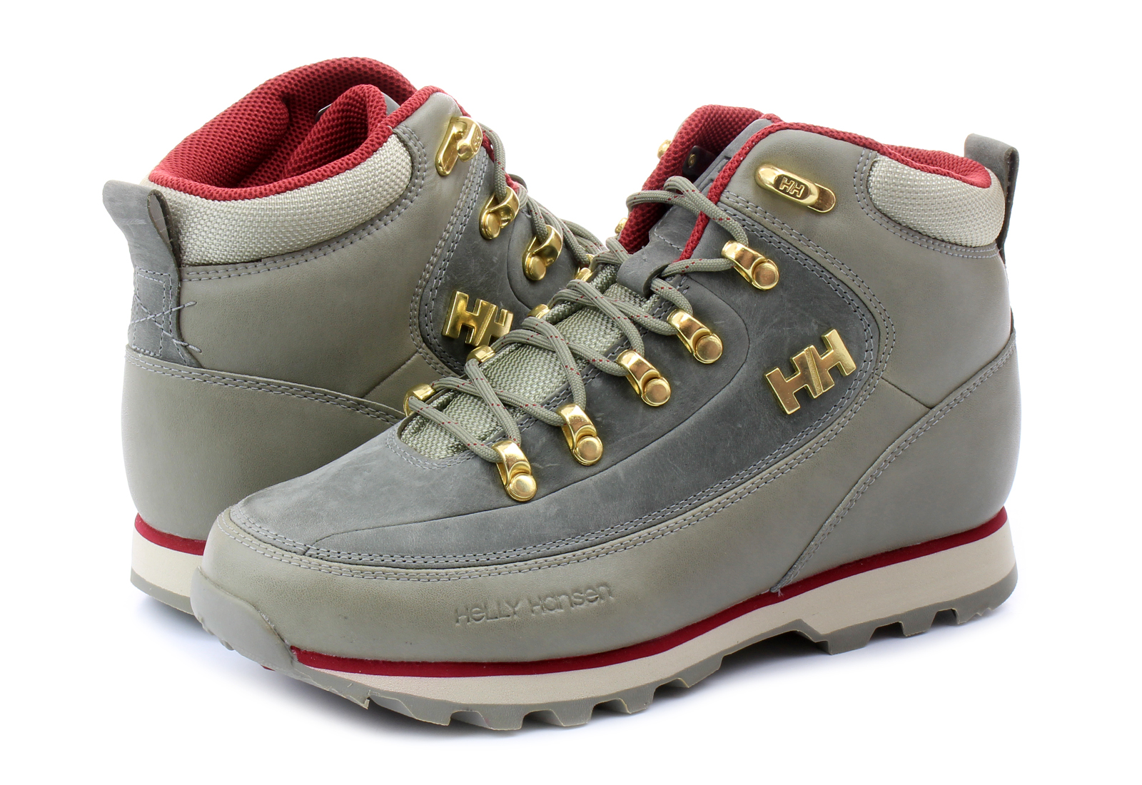 Helly Hansen Boots - W The Forester - 10516-710 - Online shop for ... 018a9a1feb