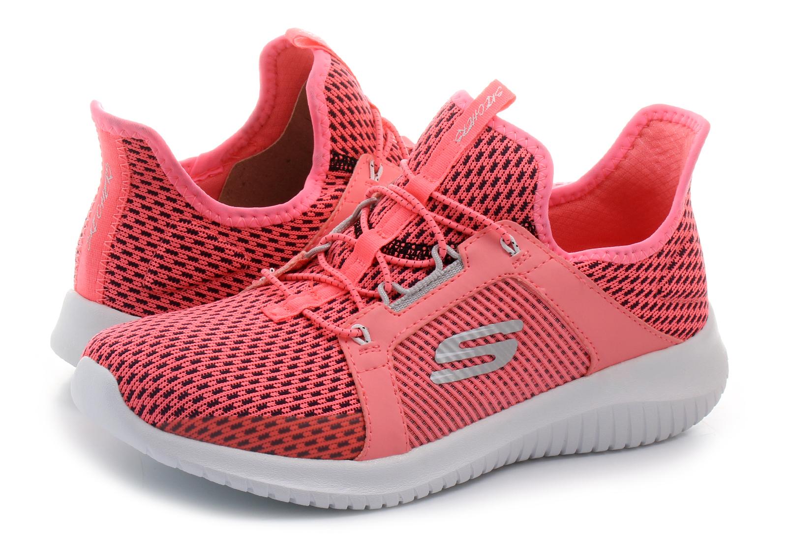 Skechers Flex Black Shoes