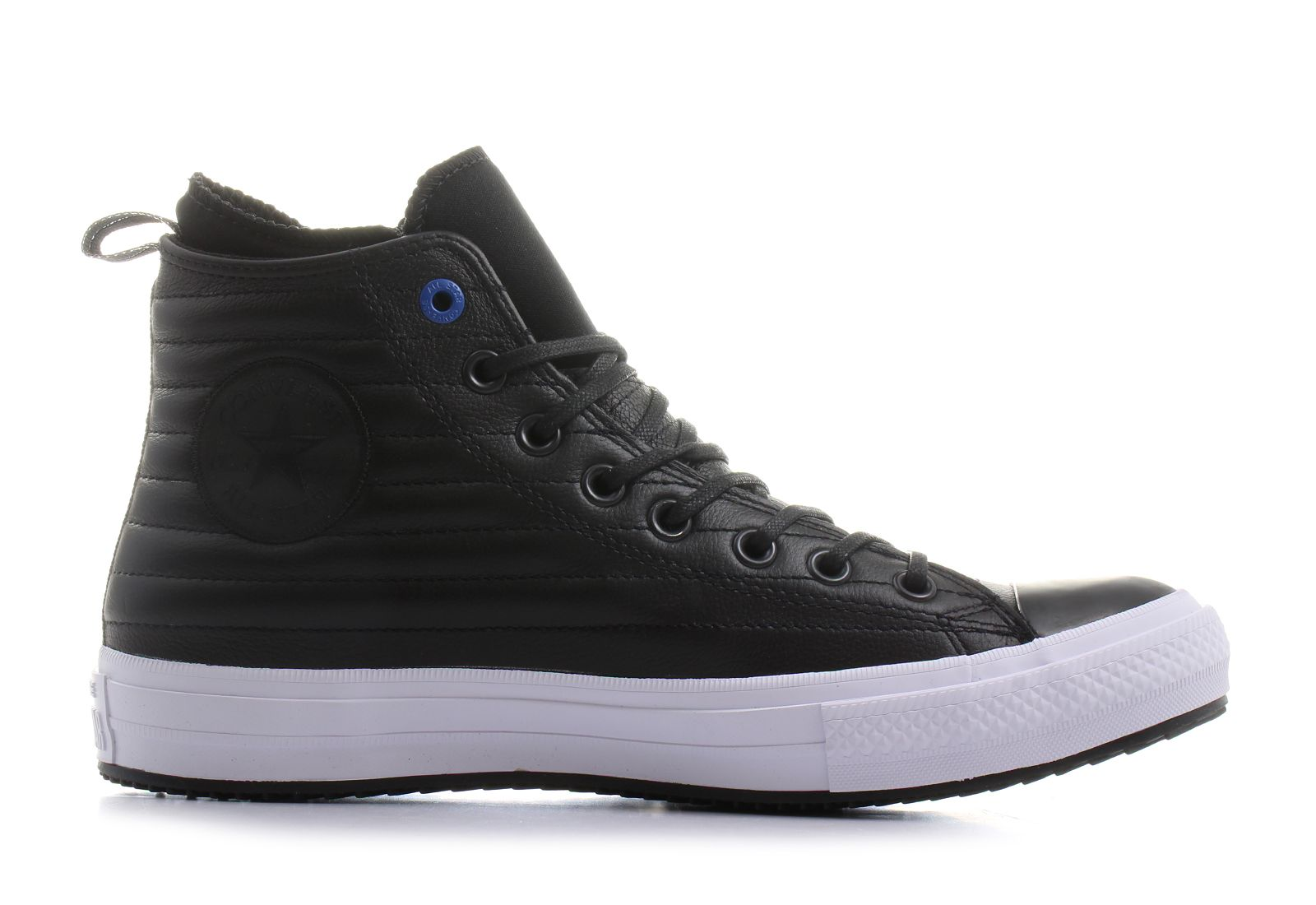 Converse Tenisky - Chuck Taylor Waterproof Boot Quilted Leather ... 322e86cdc8