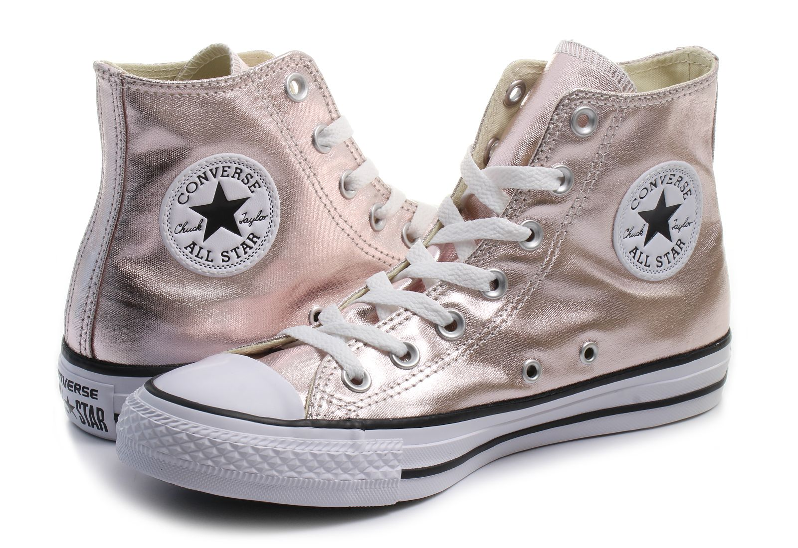 a7f8e9dd4a6a Converse Tornacipő - Chuck Taylor All Star Metallic Canvas - 157628C ...