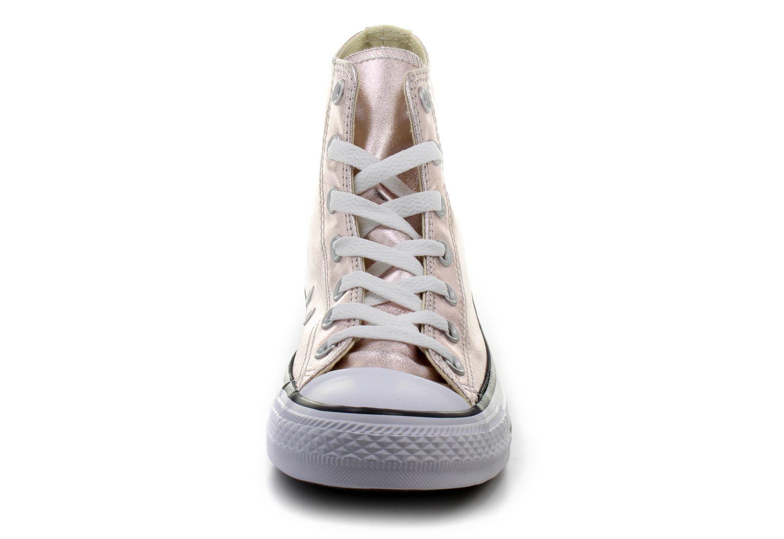 converse sneakers chuck all metallic canvas