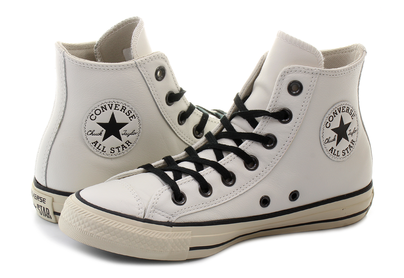 CONVERSE SNEAKERS CT AS LEATHER STARS 158912C
