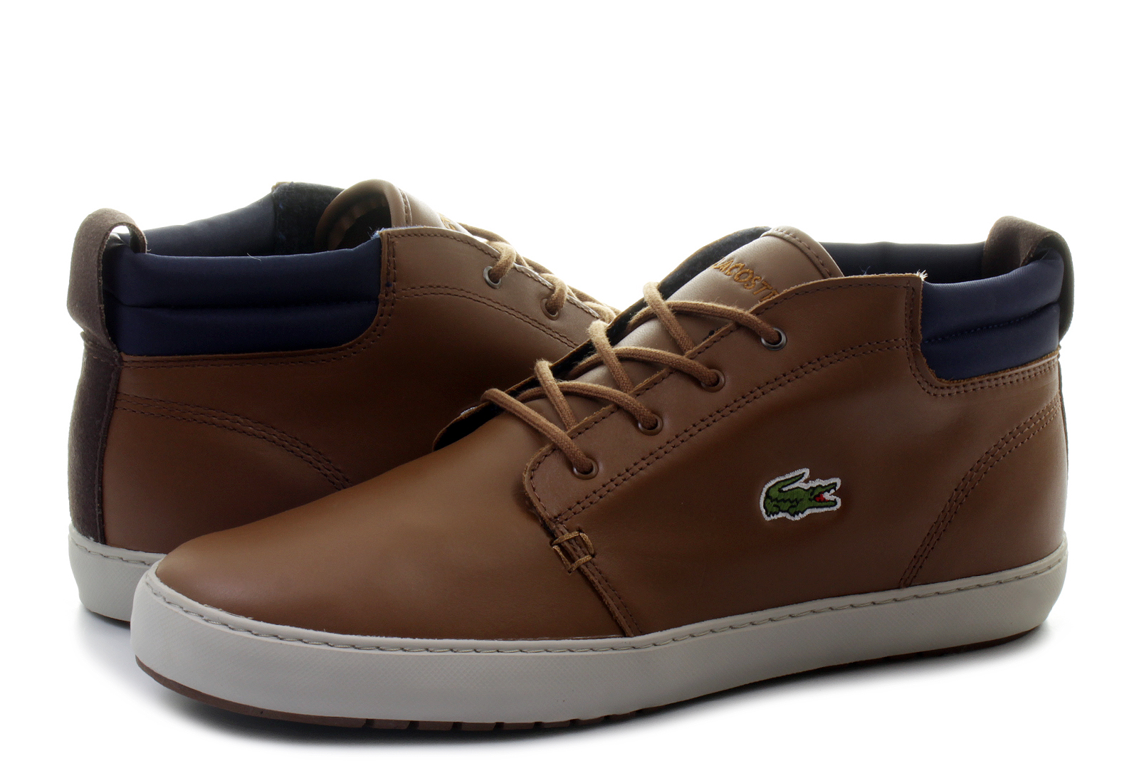 Lacoste Cipő - Ampthill Terra - 173CAM0002-078 - Office Shoes ... 7f256735ea