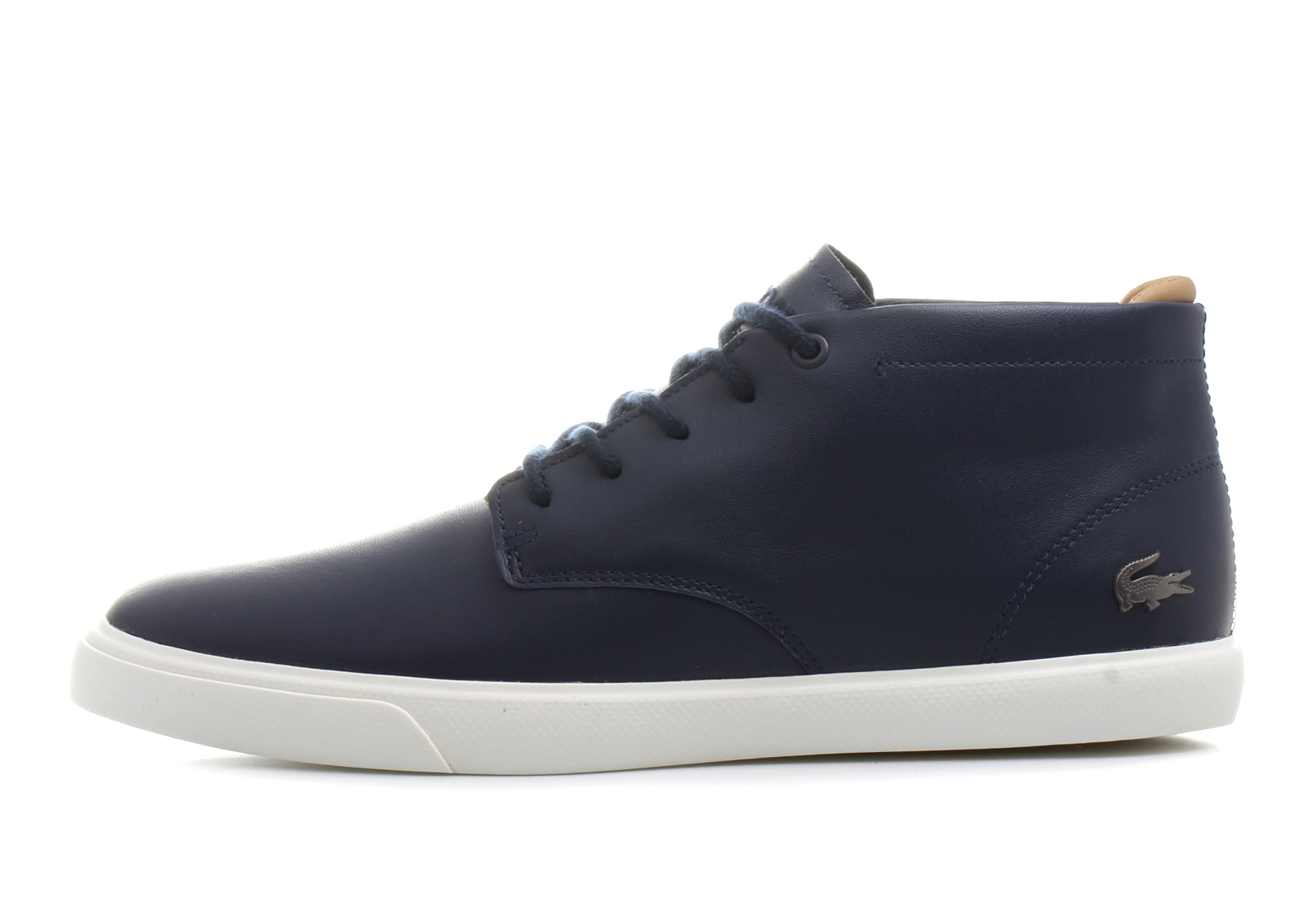 Lacoste Shoes Black High Top