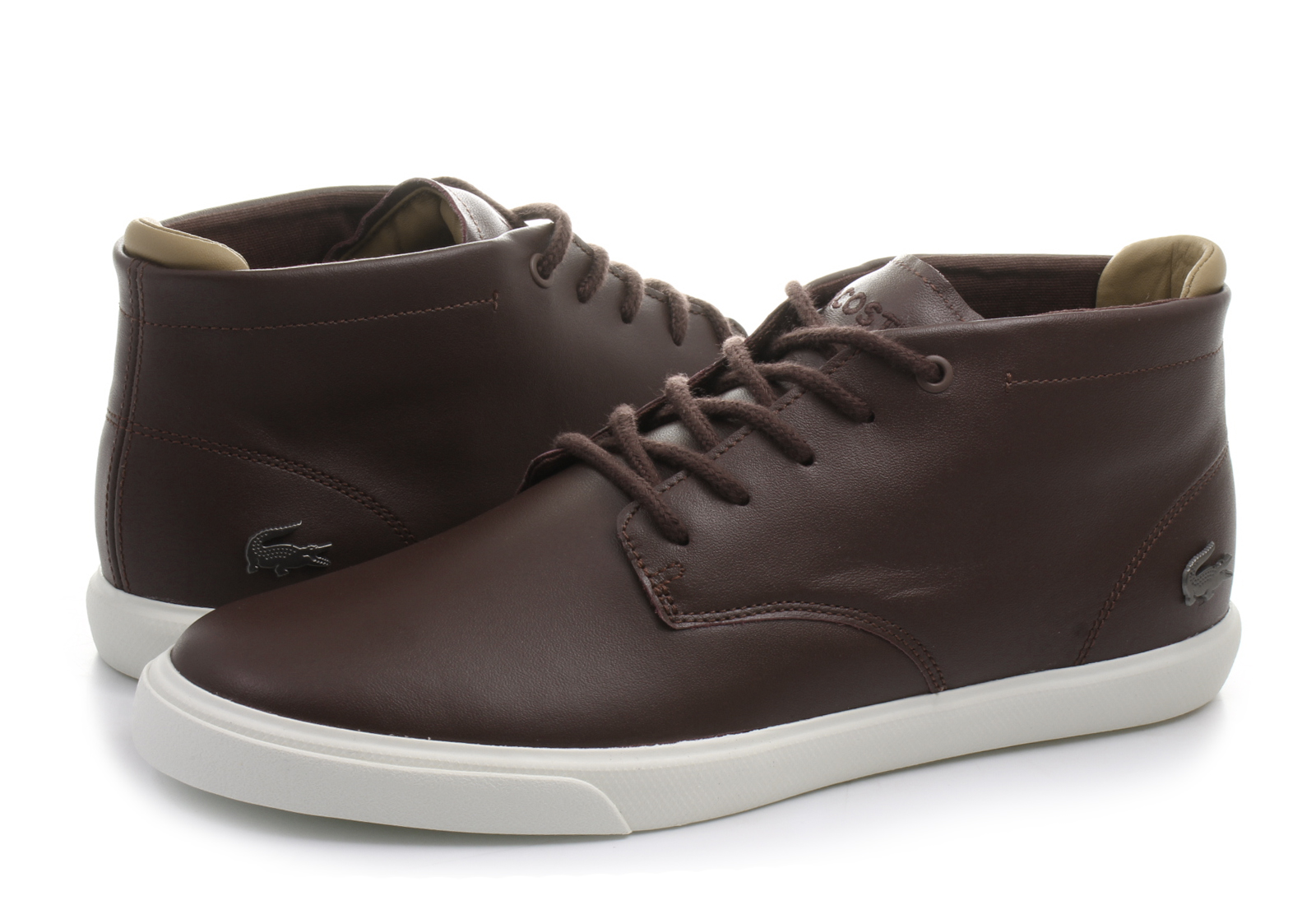 Lacoste Cipő - Espere Chukka - 173CAM0013-176 - Office Shoes ... d336b3d23a