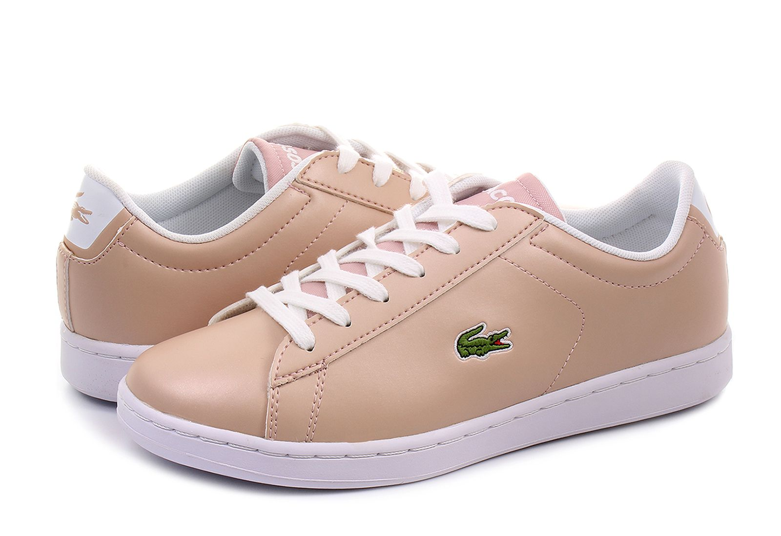 Lacoste Shoes - Carnaby Evo - 173SPJ0006-15J - Online shop for ... 0f17fd11ba