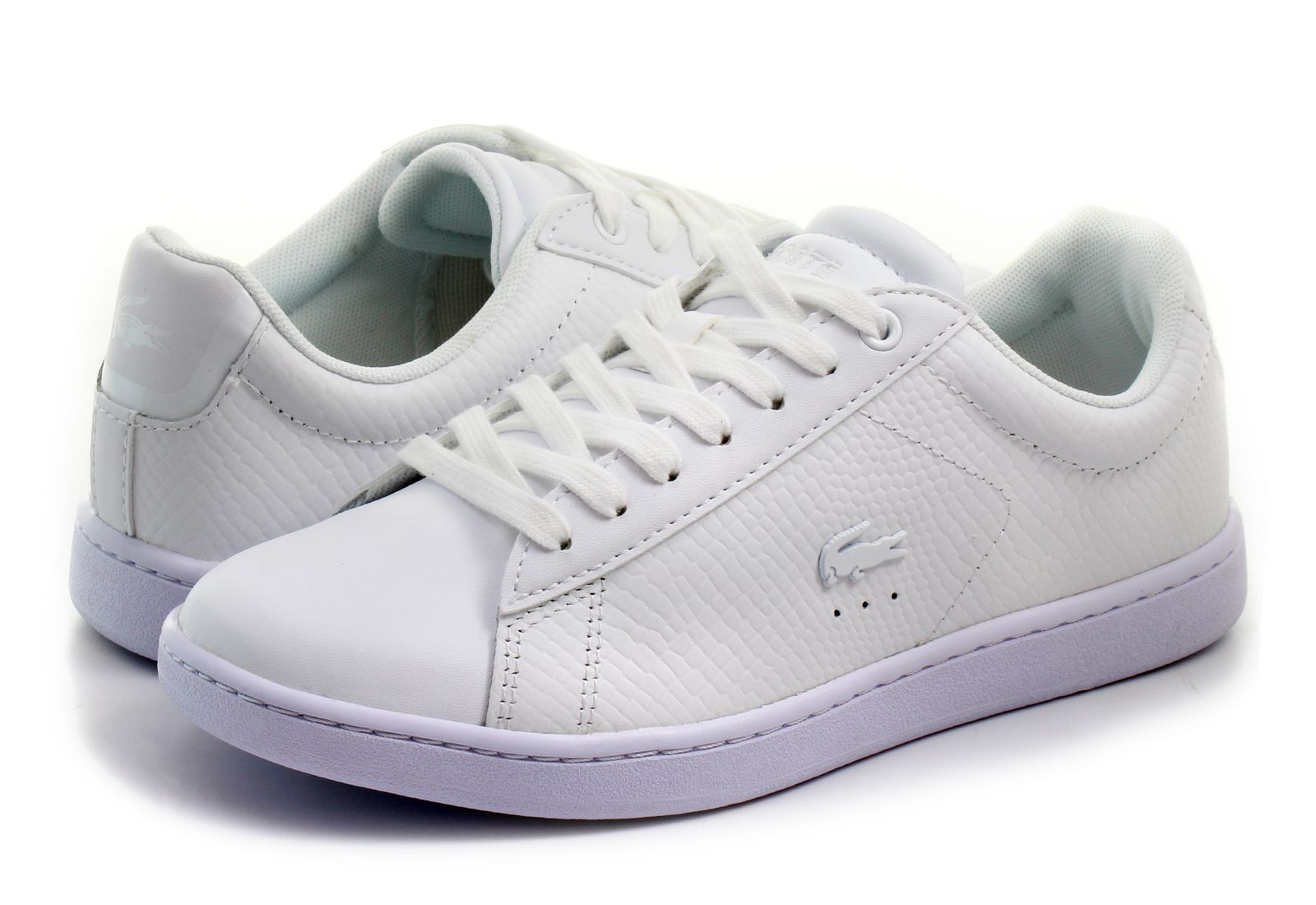 Lacoste Cipő - Carnaby Evo - 173SPW0008-001 - Office Shoes ... 967ddd21d6