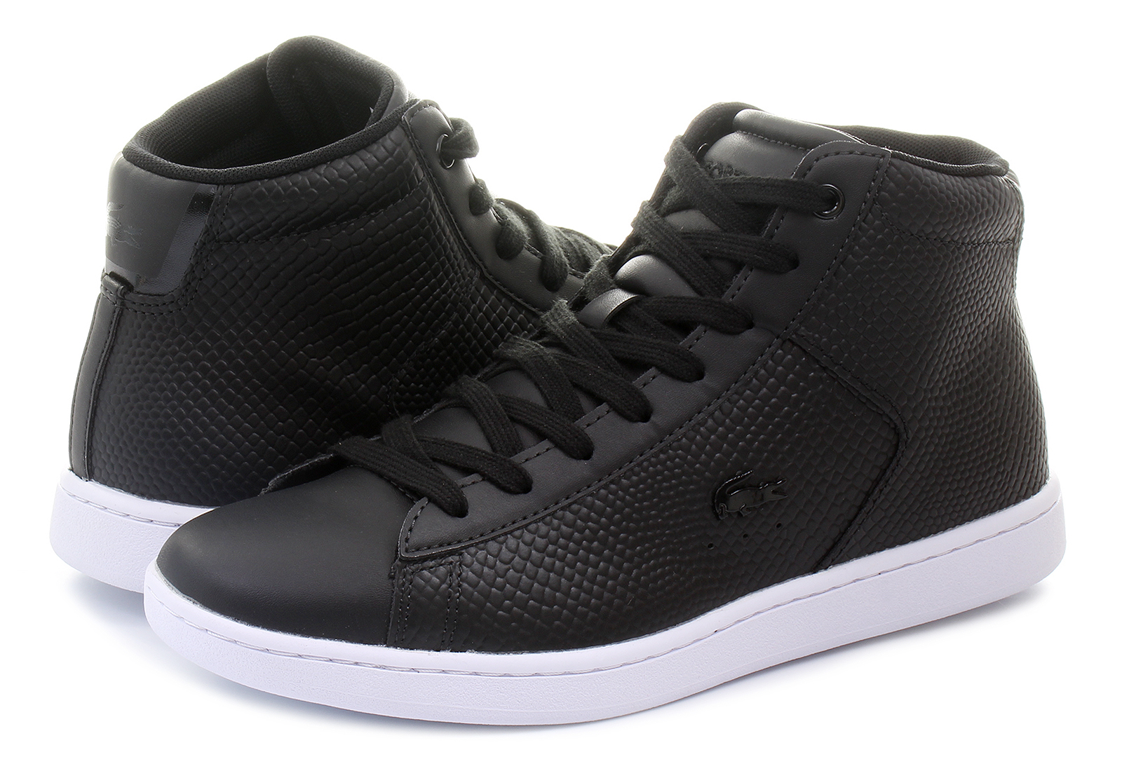 Lacoste Shoes - Carnaby Evo Mid - 173SPW0015-024 - Online shop ... 7113c36801