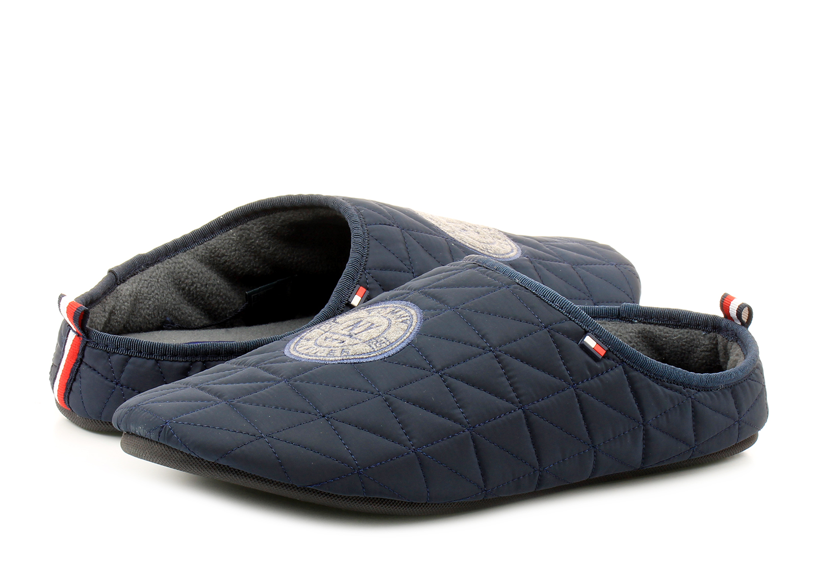 tommy hilfiger slippers downslipper 1e1 17f 1137 403. Black Bedroom Furniture Sets. Home Design Ideas
