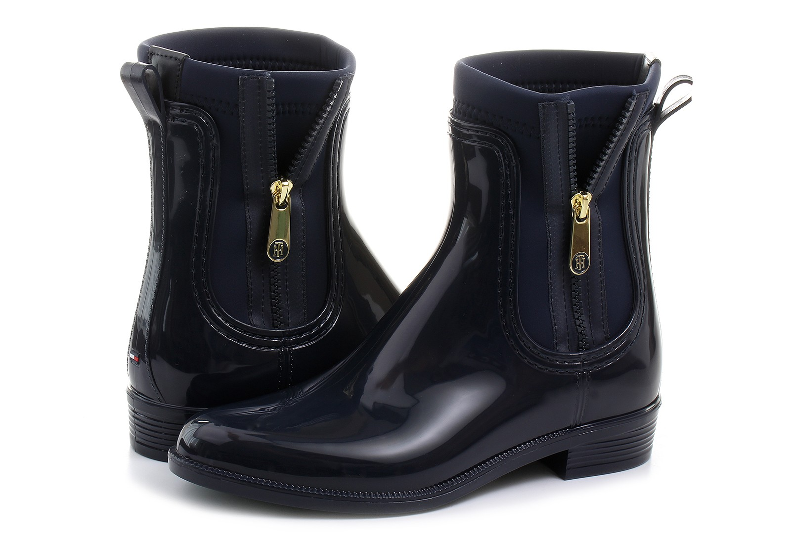 tommy hilfiger boots odette 12r 17f 1265 403 online shop for sneakers shoes and boots. Black Bedroom Furniture Sets. Home Design Ideas