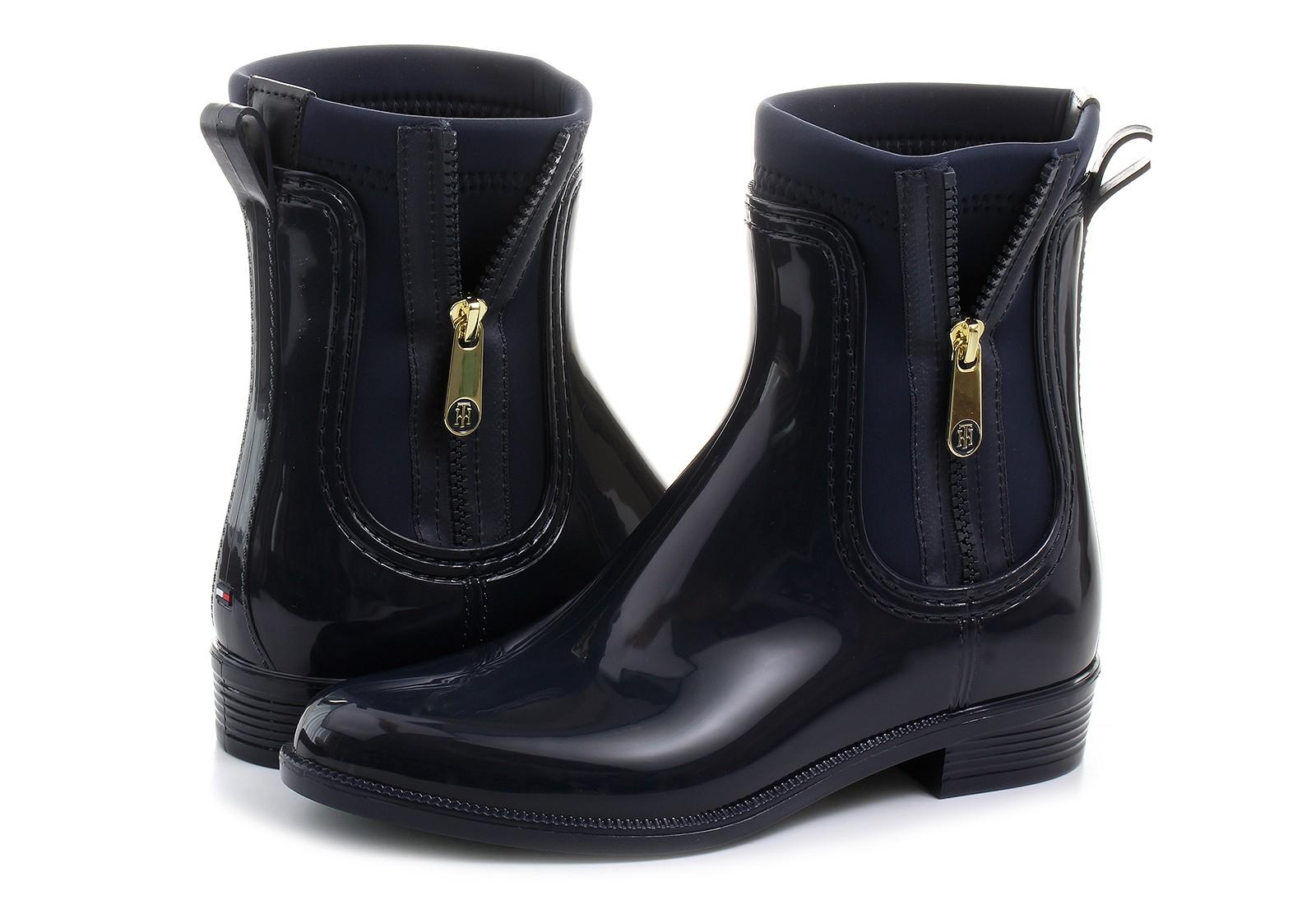 tommy hilfiger boots odette 12r 17f 1265 403 online. Black Bedroom Furniture Sets. Home Design Ideas