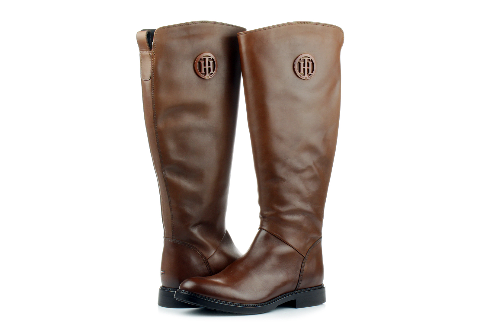 Tommy Hilfiger Bottes HOLLY 6A