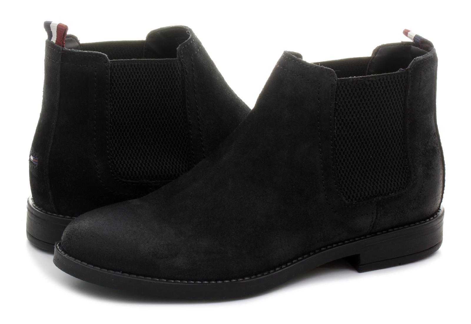 Tommy Hilfiger Kotníčkové Chelsea boots - Getty 1b - 17F-1367 ... a7faa8502d
