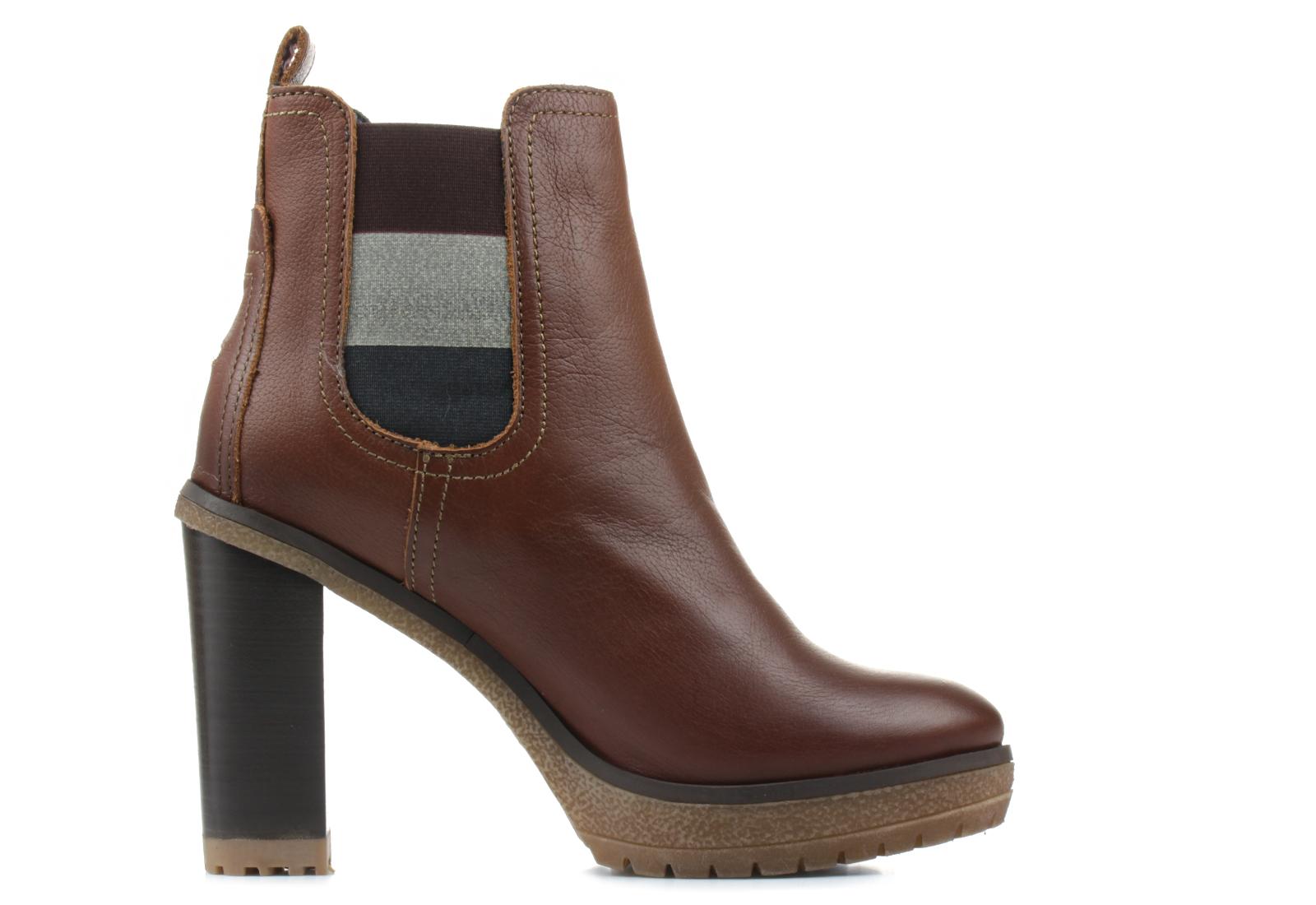 Tommy Hilfiger Vysoké boty Chelsea boots - Cleo 13a - 17F-1377 ... 506c236e6c