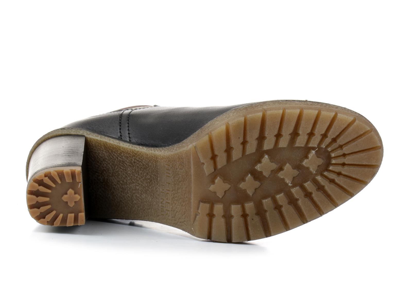 Tommy Hilfiger Kotníčkové Chelsea boots - Cleo 13a - 17F-1377 ... 725a37db9d