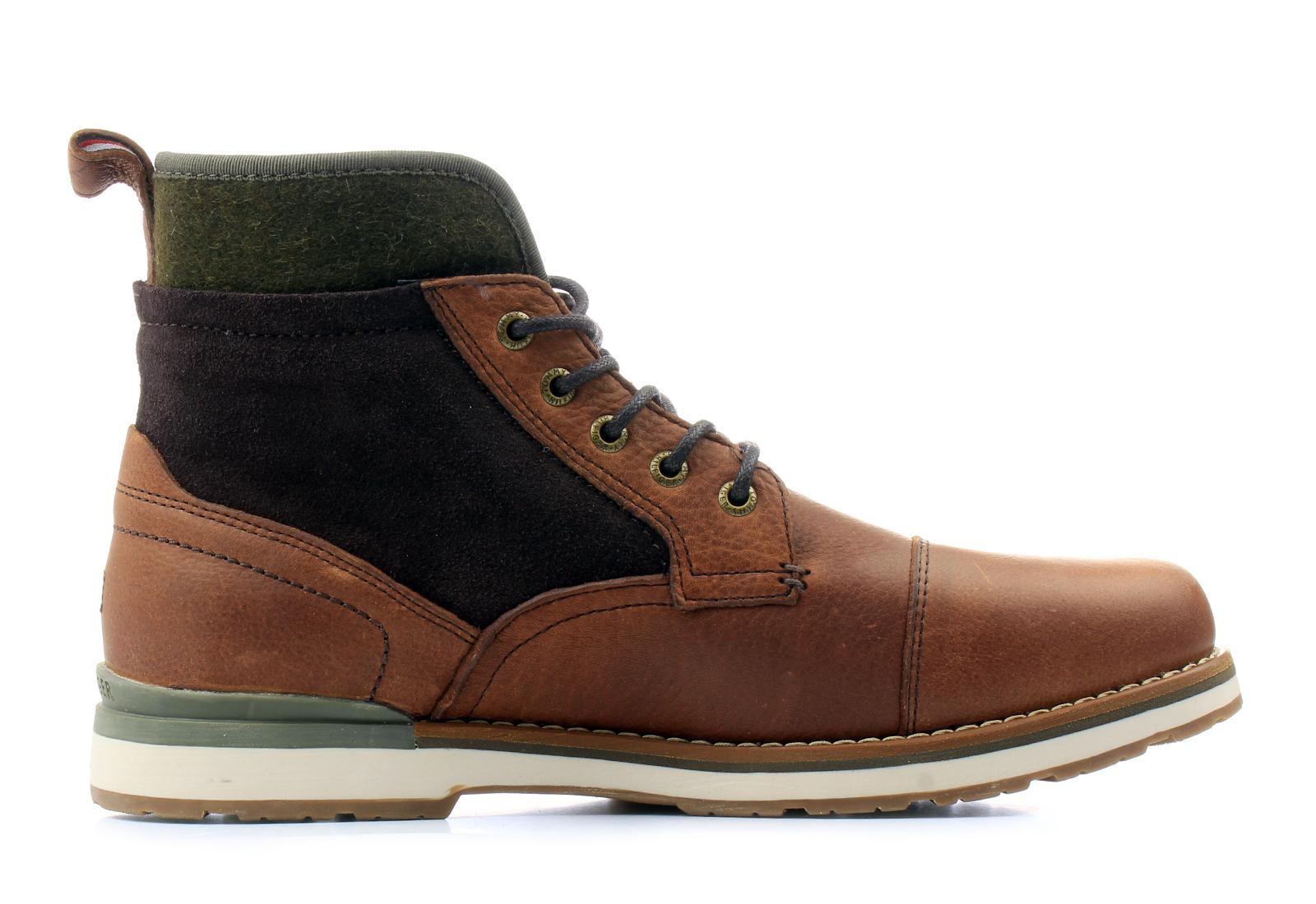Tommy Hilfiger Bakancs - Rover 1c - 17F-1522-901 - Office Shoes ... 77d45798b6