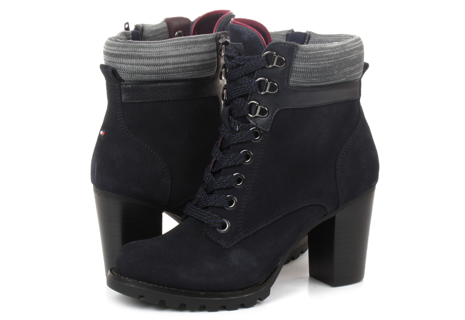 Tommy Hilfiger Csizma - Isabella 18b - 17F-1537-403 - Office Shoes ... a61d1b43b0