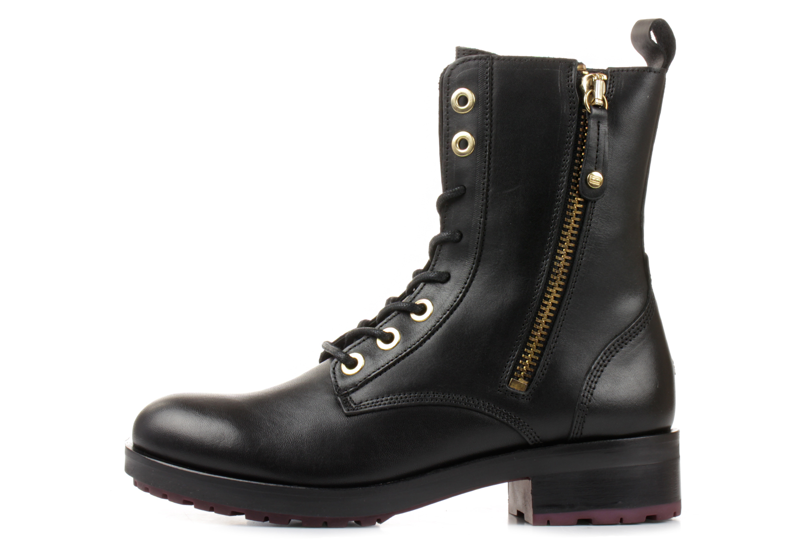tommy hilfiger boots jill 1a 17f 1547 990 online shop for sneakers shoes and boots. Black Bedroom Furniture Sets. Home Design Ideas