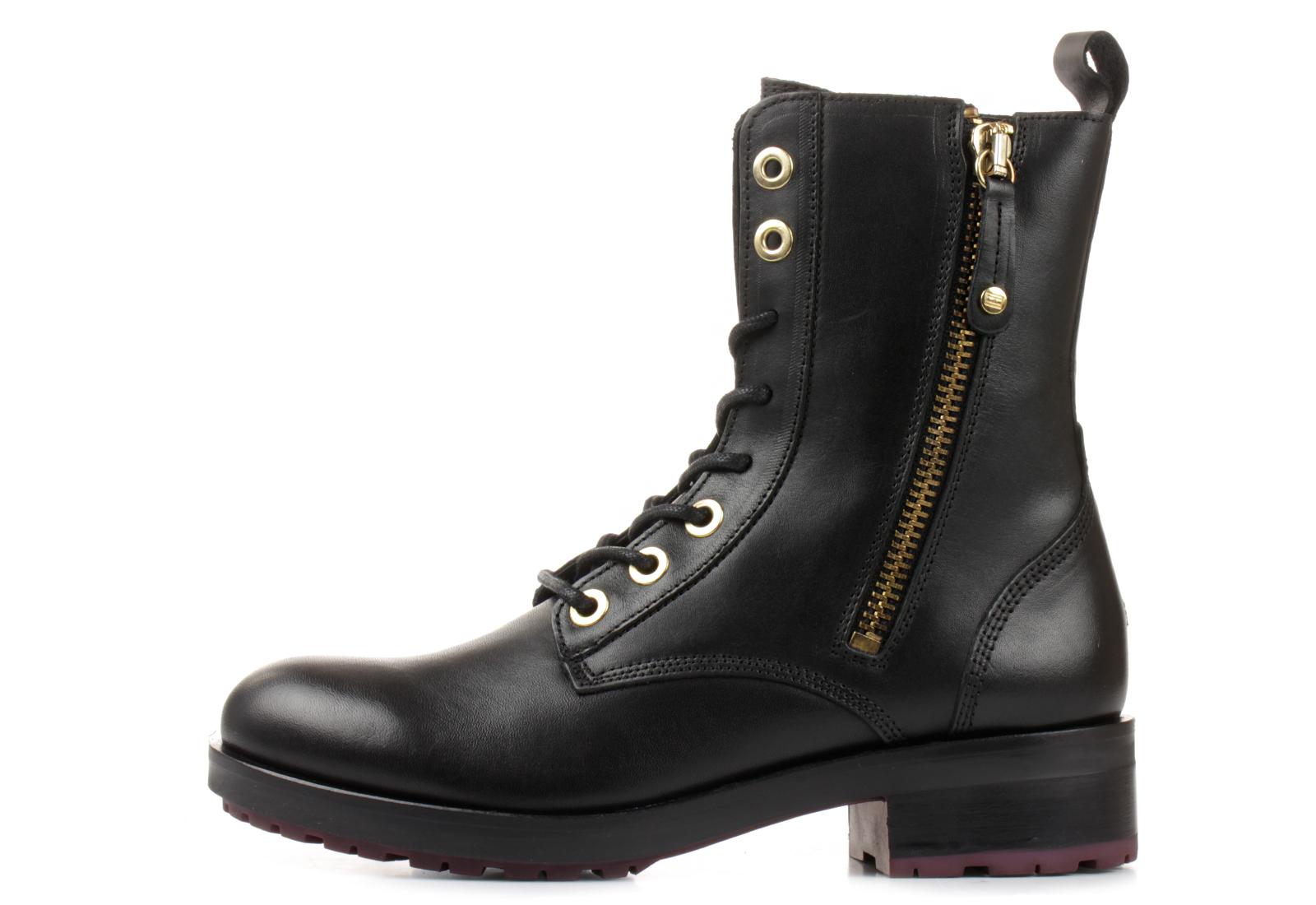 tommy hilfiger boots jill 1a 17f 1547 990 online. Black Bedroom Furniture Sets. Home Design Ideas