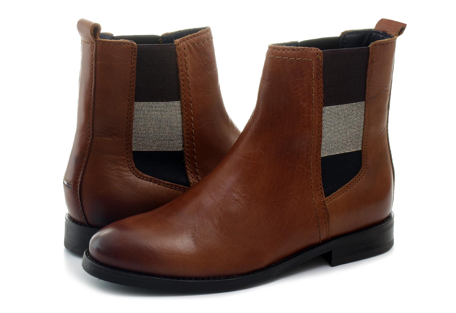tommy hilfiger kotn kov chelsea boots genny 16a2 17f. Black Bedroom Furniture Sets. Home Design Ideas