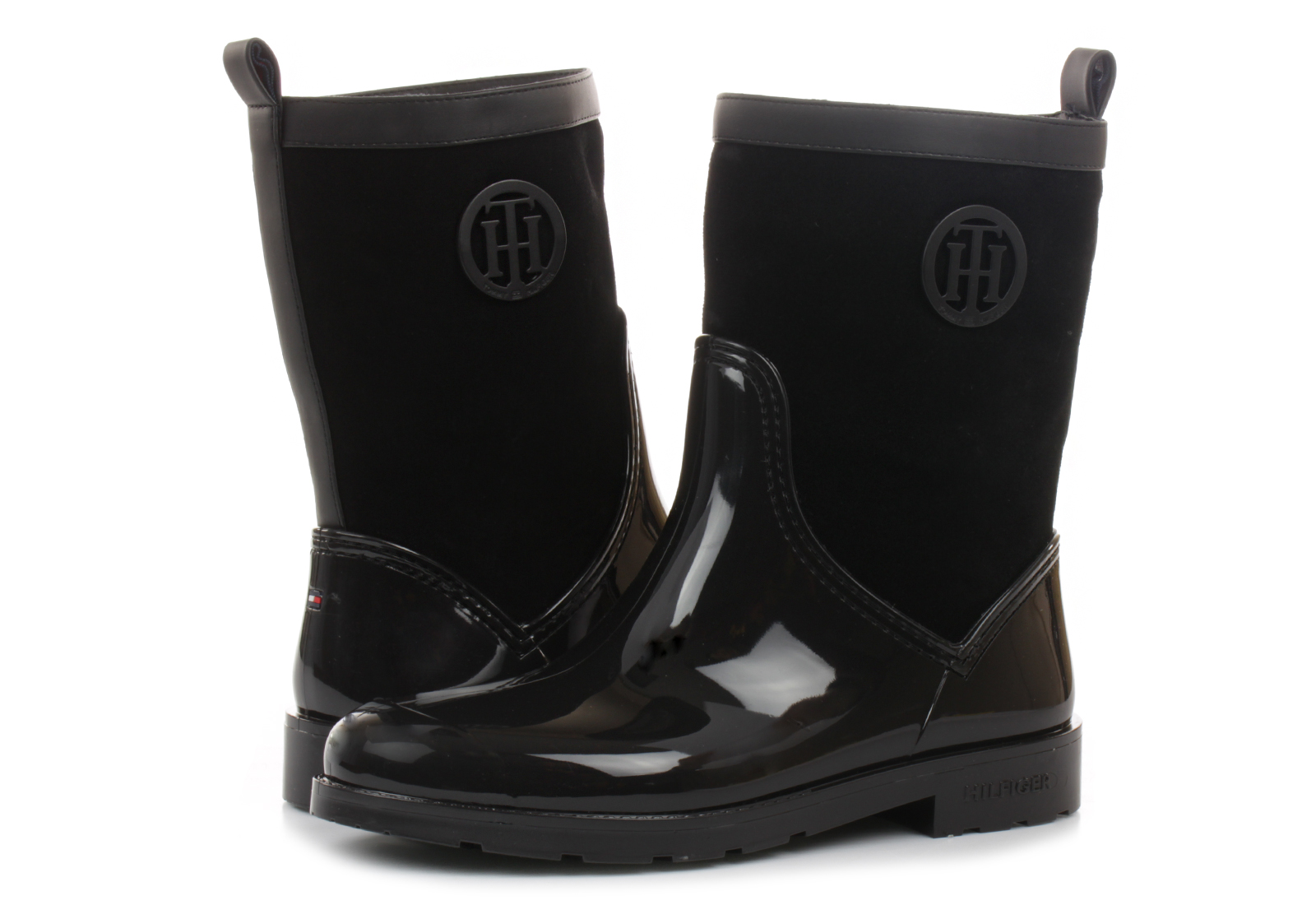 tommy hilfiger boots oxford 8rw 17f 1816 990 online shop for sneakers shoes and boots. Black Bedroom Furniture Sets. Home Design Ideas