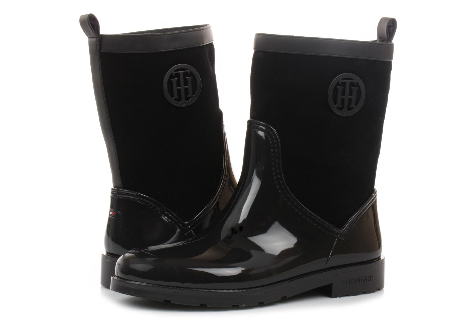 e94d0ab6d1f4 Tommy Hilfiger Boots - Oxford 8rw - 17F-1816-990 - Online shop for ...