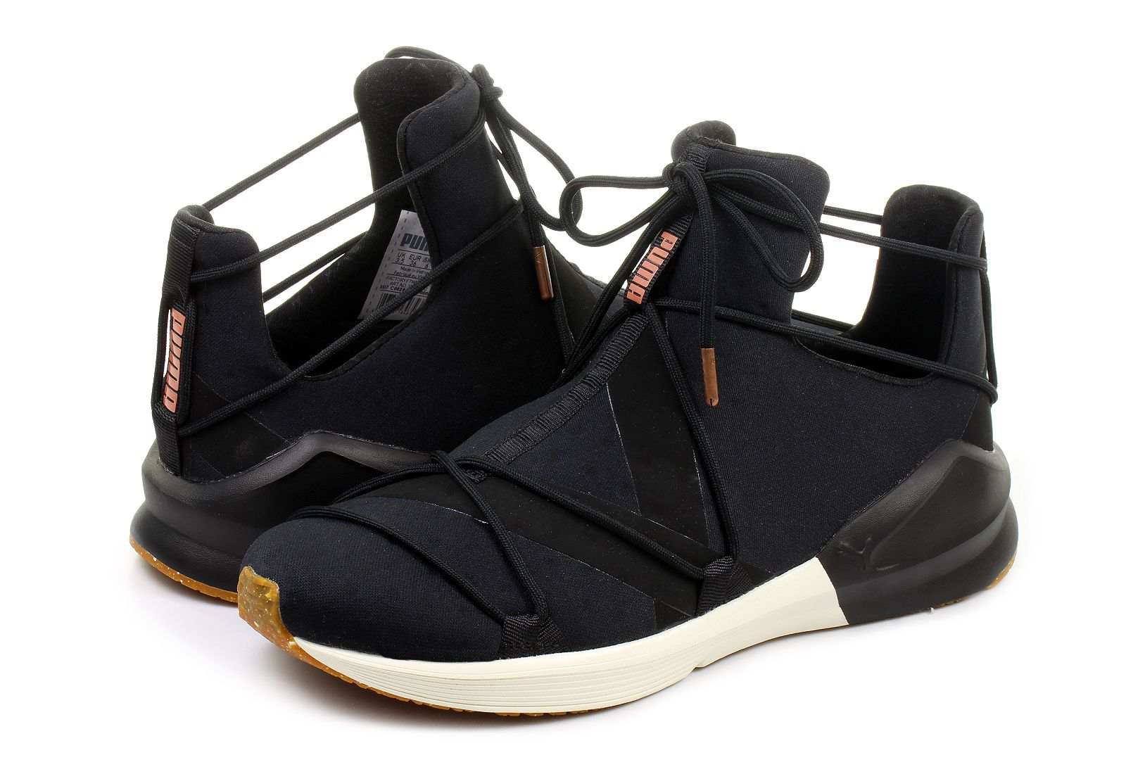 ee10ff0185d2d1 Puma Shoes - Fierce Rope Vr Wn s - 19013602-blk - Online shop for ...