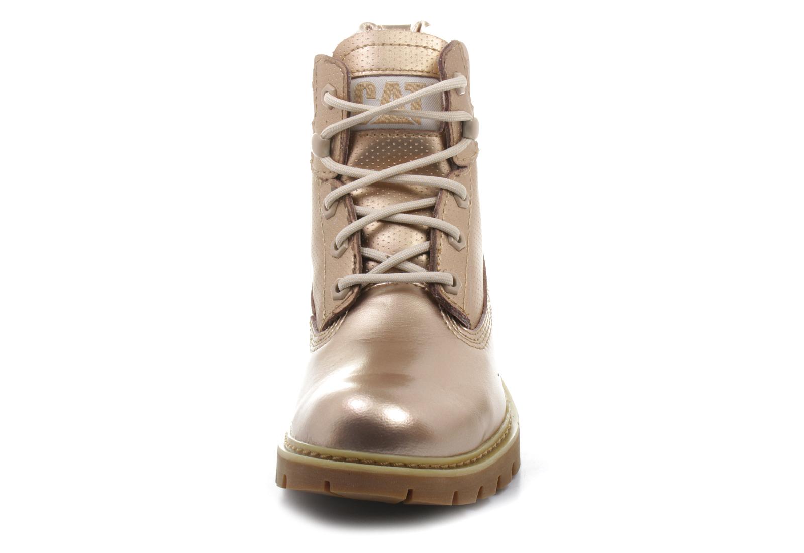 5684783b10 Cat Bakancs - Lyric - 309678-gld - Office Shoes Magyarország