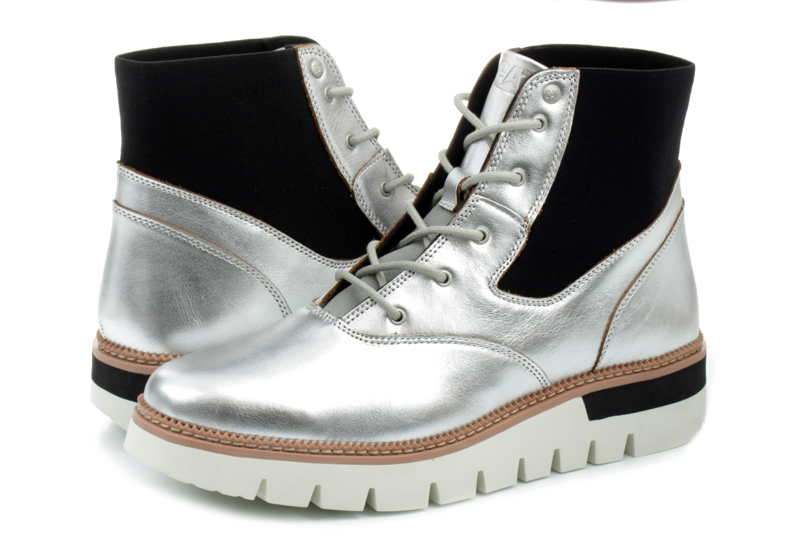 de5a7d5f95 Cat Boots - Knockout - 309895-slv - Online shop for sneakers, shoes ...