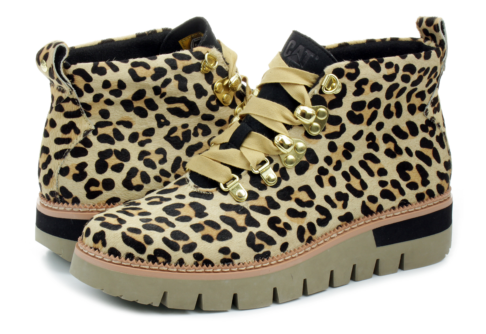 Cat Duboke Cipele Imprint