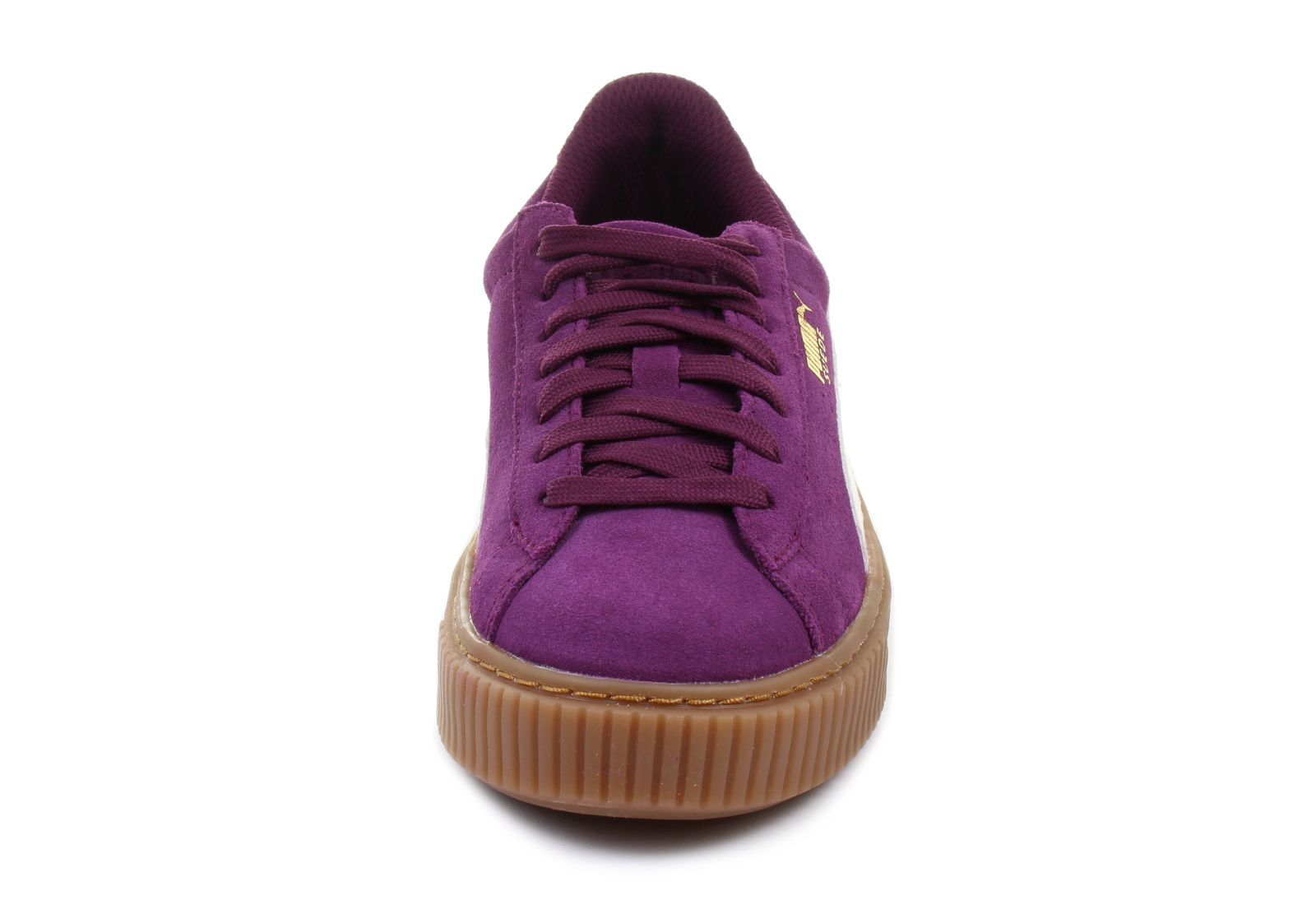 buy online 8e5ff 1a1a1 Puma Shoes - Suede Platform Snake Jr - 36390603-pur - Online shop for  sneakers, shoes and boots