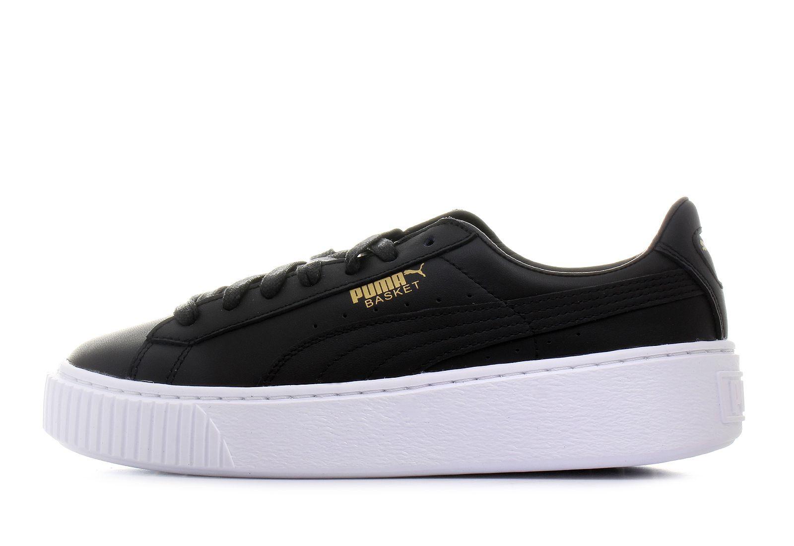 quality design 2d81a 26eed Puma Shoes - Basket Platform Core - 36404003-blk - Online shop for  sneakers, shoes and boots