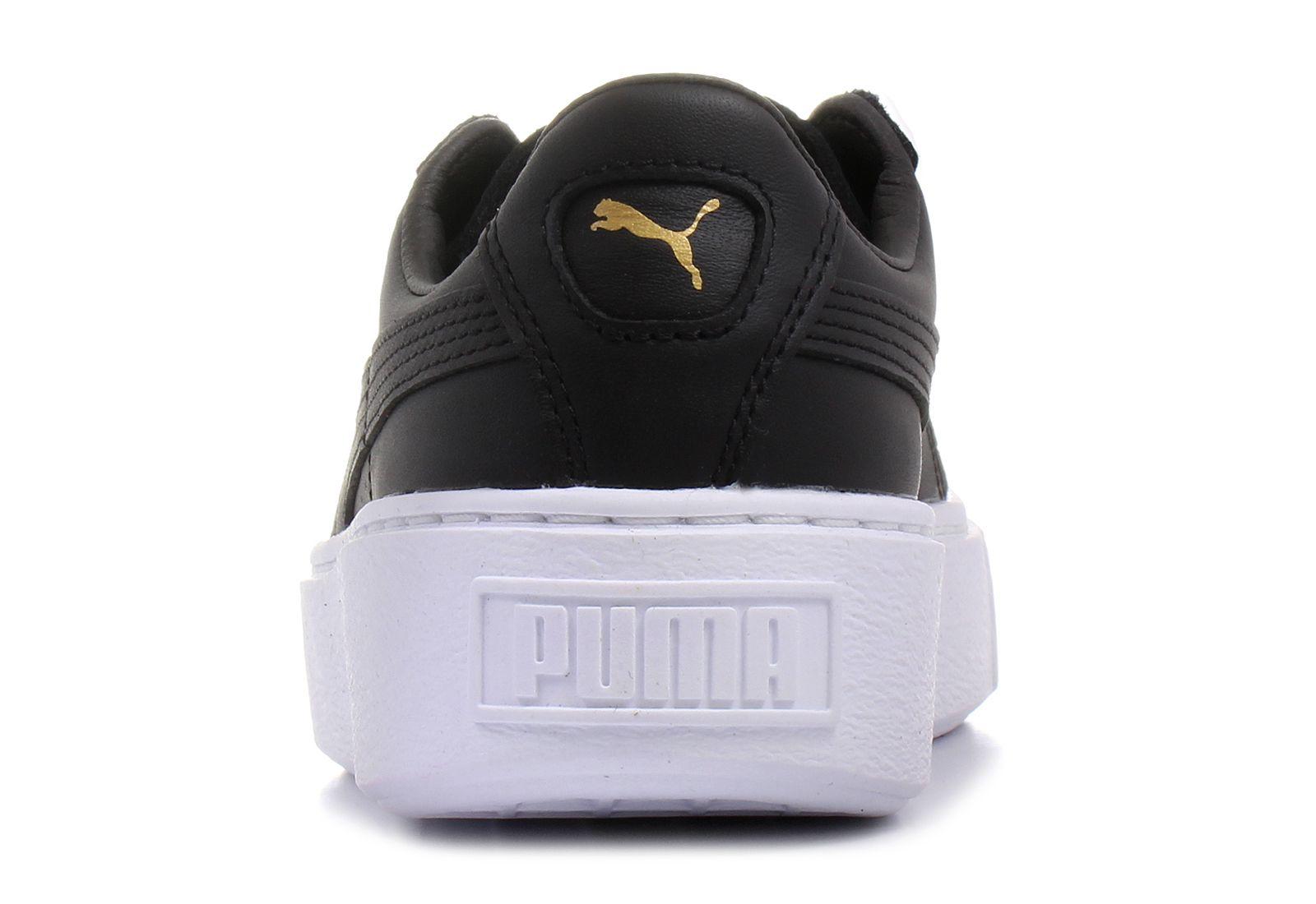 puma platform basket 41