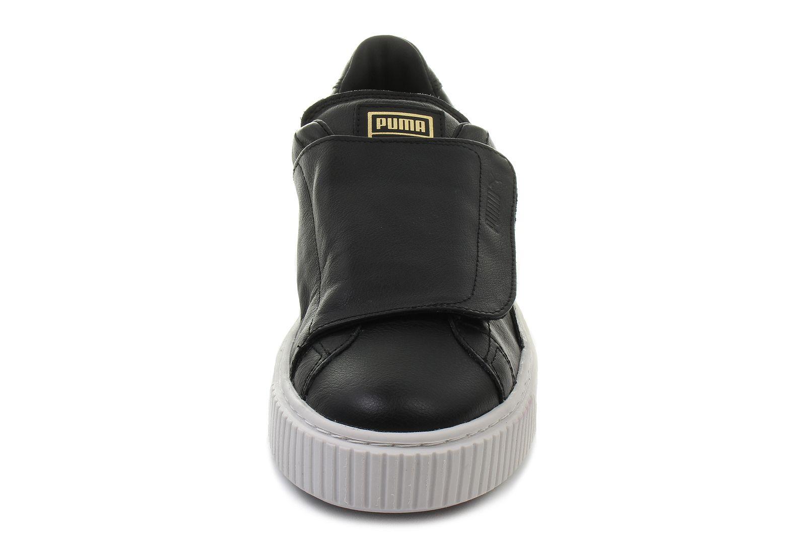 puma shoes basket platform bigvelcwn s 36412301 blk online shop for sneakers shoes and boots. Black Bedroom Furniture Sets. Home Design Ideas